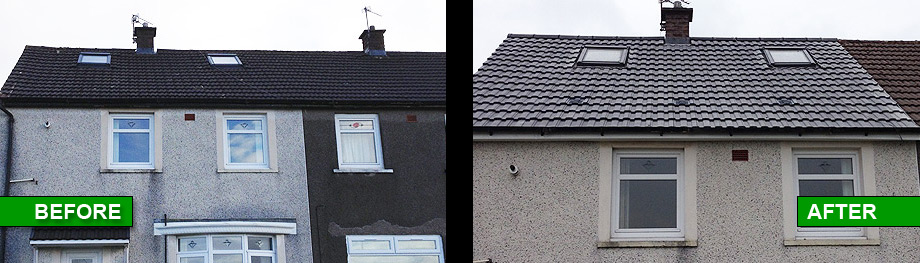 Roofing Coatbridge